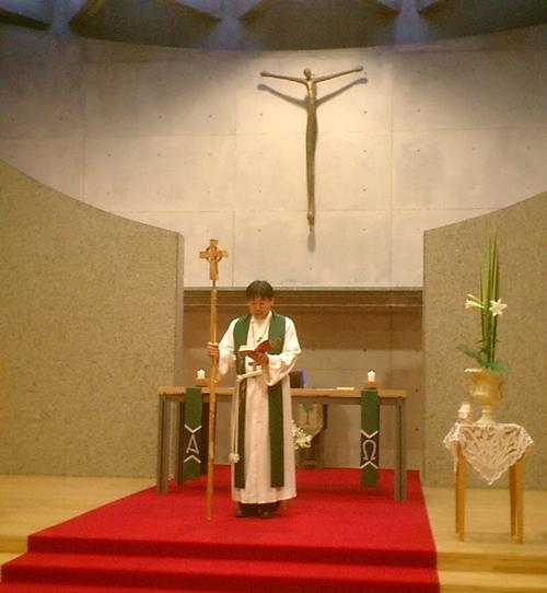 十字架の祝福