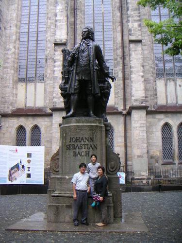 聖トマス教会・J.S.Bach